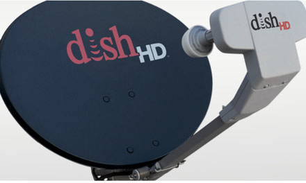 {SK-1000 TRAV'LER DISH NETWORK and BELL TV}